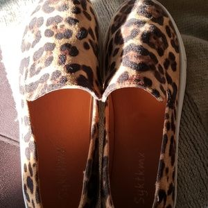 Shoes - Brand New Cheetah Shoes
